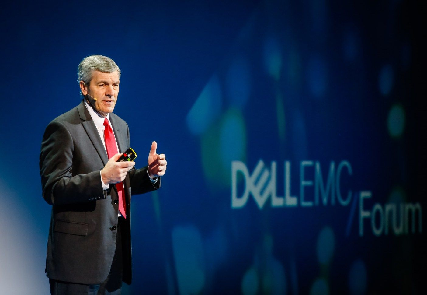 Kevin Roche, Dell EMC Forum