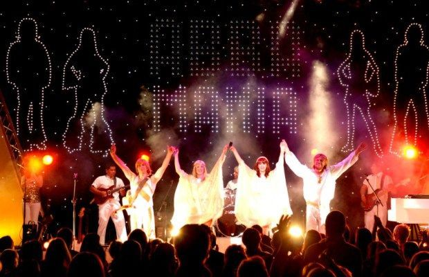 STARS IN CONCERT- Tributo a ABBA