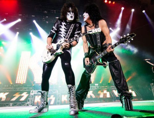 KISS INUNDÓ MADRID DEL MEJOR ROCK AND ROLL